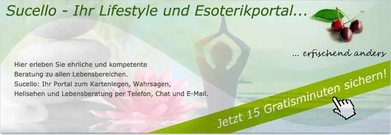 Sucello - Ihr Lifestyle und Esoterikportal...